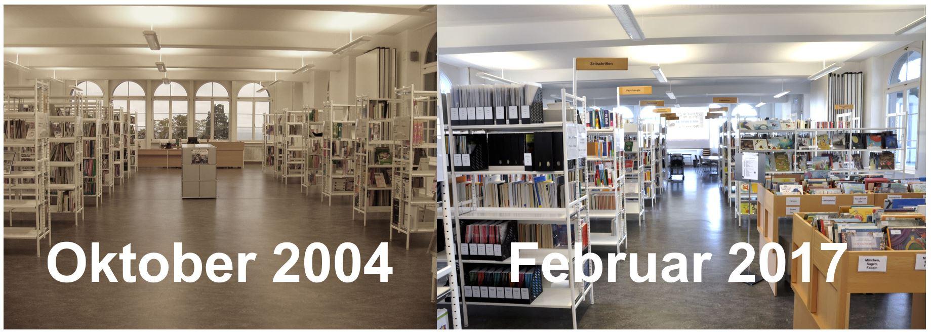 Mediathek Stella Maris 2004 und 2017